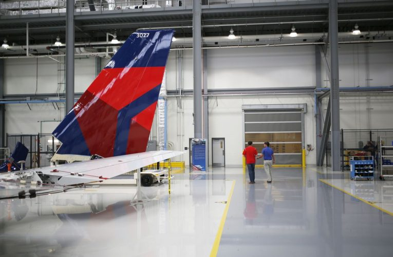 Delta Skirts Trump Tariffs by Sending Airbus Jets on World Tour
