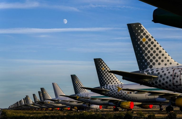 Spanish 'Ghost Airport' Reinvents Itself as Park for Idle Jets
