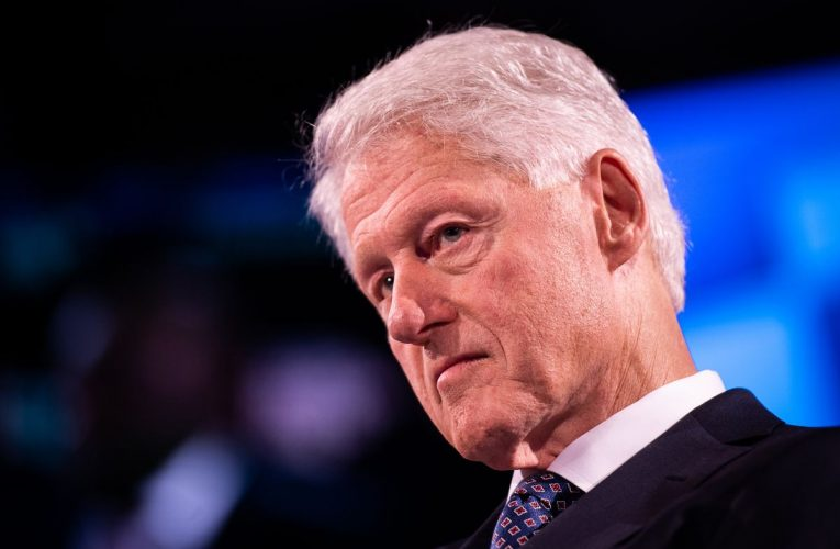 Bill Clinton Says China's Direction Under Xi Upended U.S. Ties