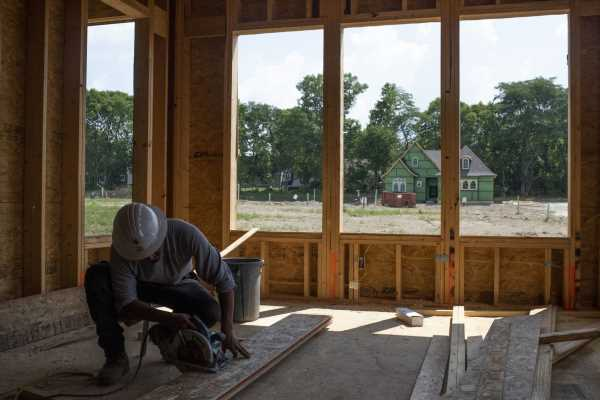 Home Prices Gain Most on Record as Low Rates Drive Demand