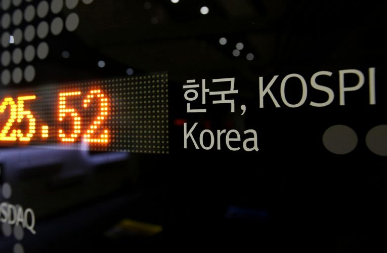 From Asian Loser To Darling: South Korea's Stocks Win Fund Fans