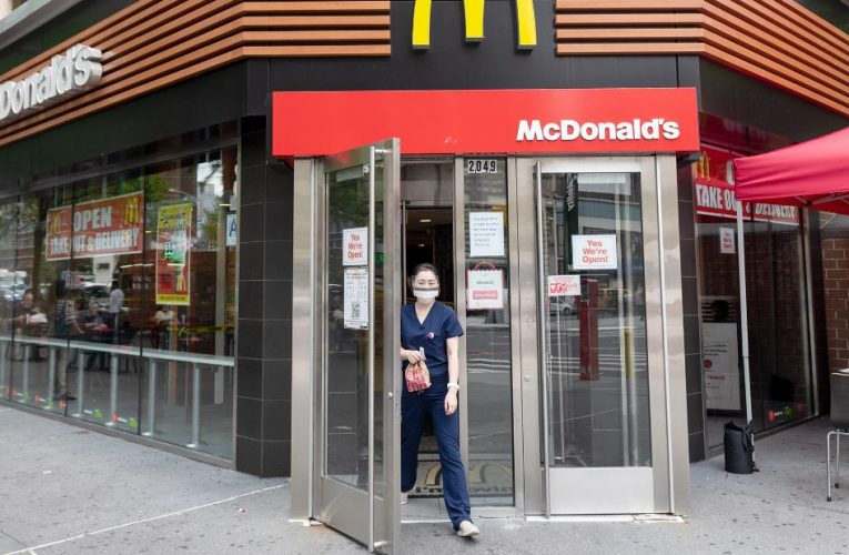 Why fast food is going big on breakfast