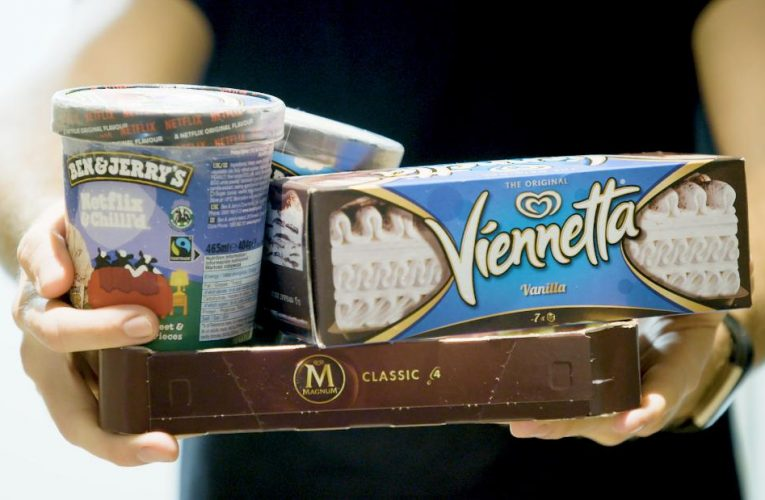Why the world's largest ice cream company is betting on home delivery