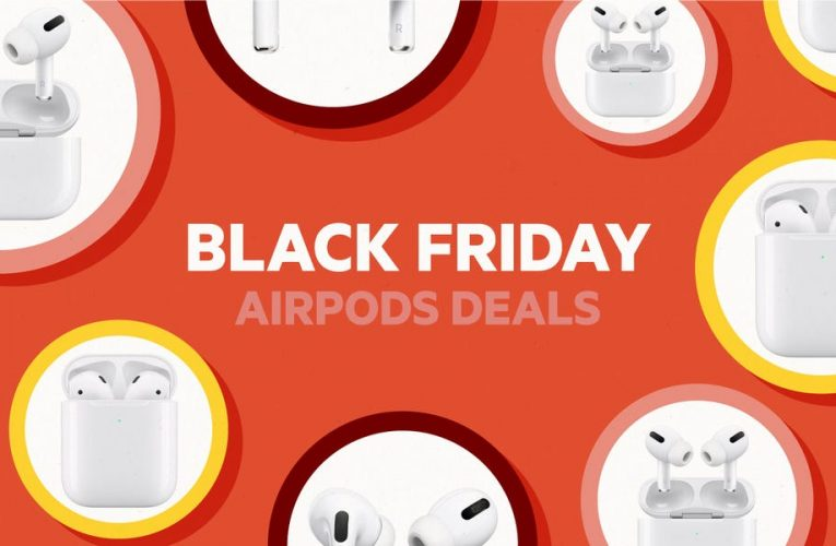 Black Friday AirPods deal: AirPods Pro are on sale right now for an all-time low price of $169 at Walmart