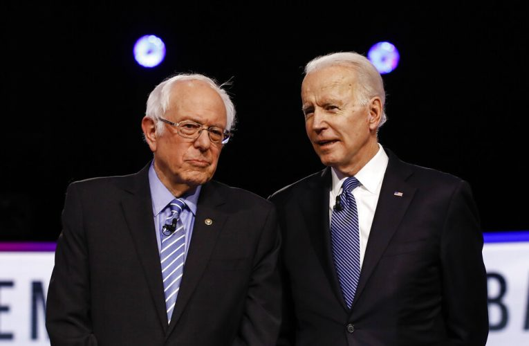 Bernie Sanders thanks, praises progressives for 'Biden's victory' before race is called