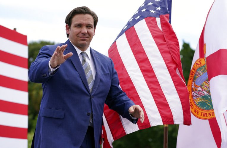 Florida's DeSantis moves to allow citizens to shoot looters, rioters targeting businesses