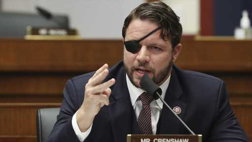 Republican Dan Crenshaw questions Dems' 'heal and unite' messaging