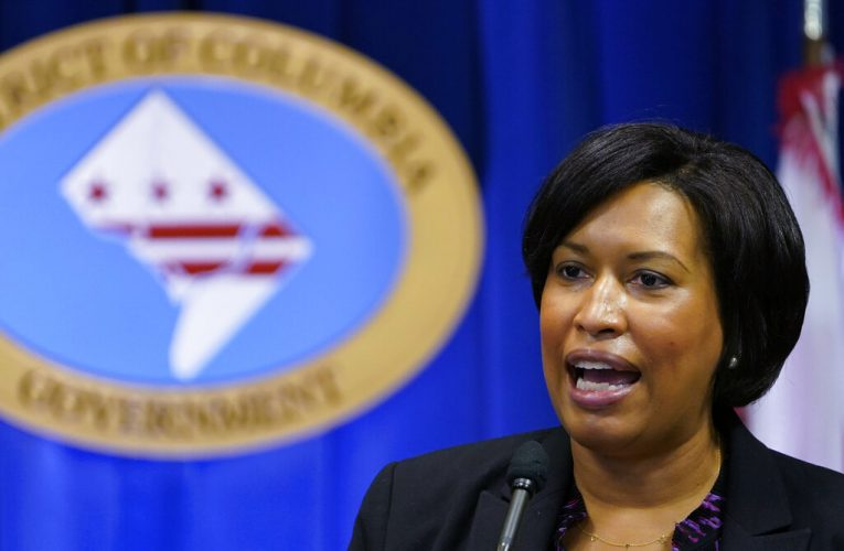 DC mayor tells everyone who voted to get tested for COVID, but mum on Biden celebrations