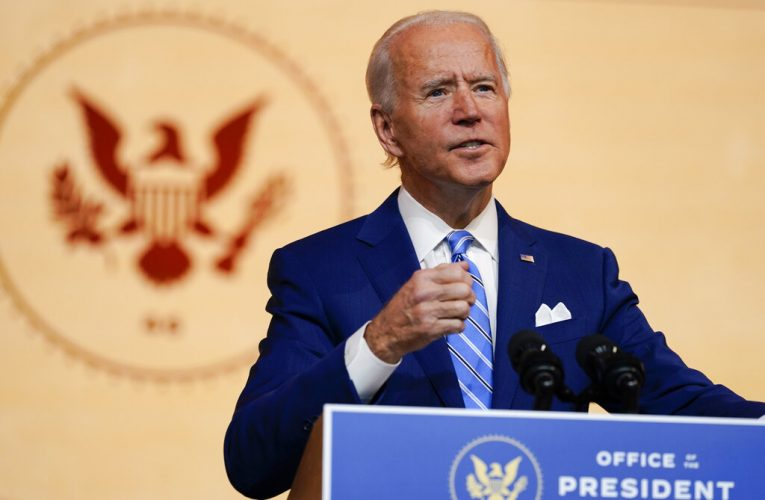Biden says 'we're all in this together' as Dem politicians keep getting caught breaking coronavirus rules