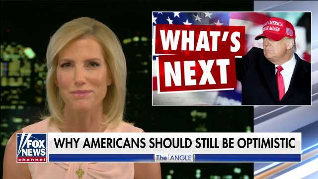 Ingraham: As Biden surrounds himself with Obama-era 'retreads', Trump remains important figure