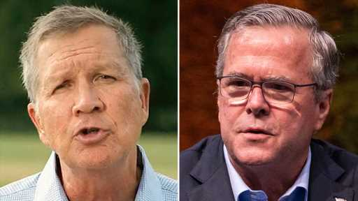 Former Trump rivals Jeb Bush, John Kasich congratulate Biden on projected election victory