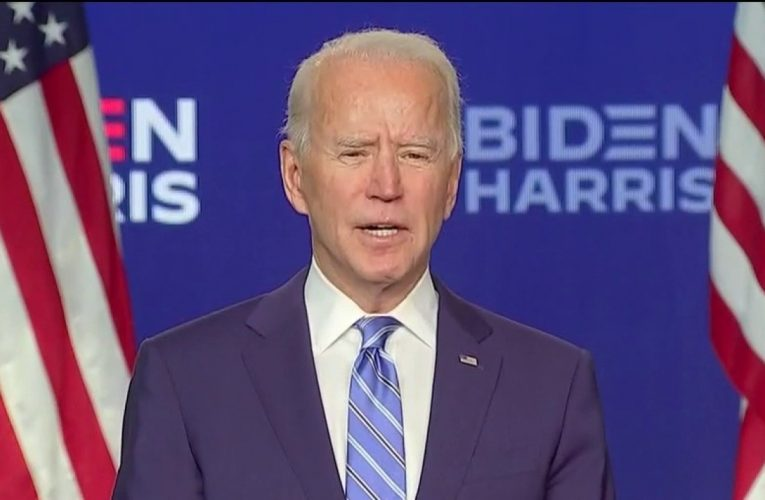 Biden's campaign insists former VP 'will be the next president'