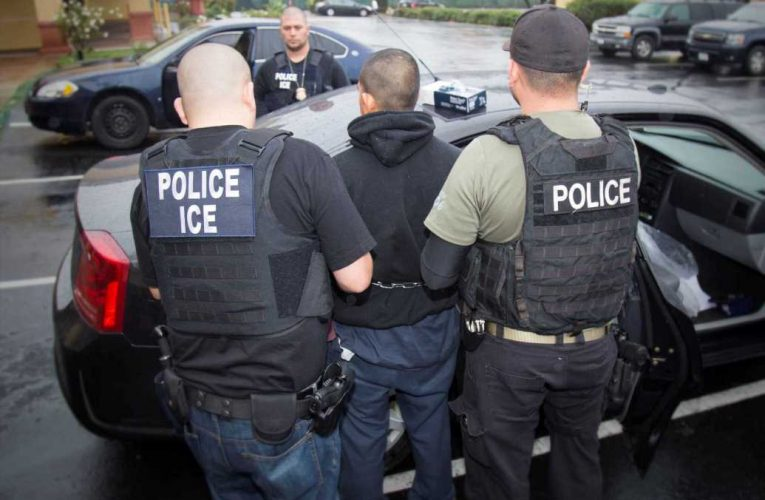 U.S. Immigration Arrests Down 27% In 2020, A Trend Activists Hope Biden Will Continue