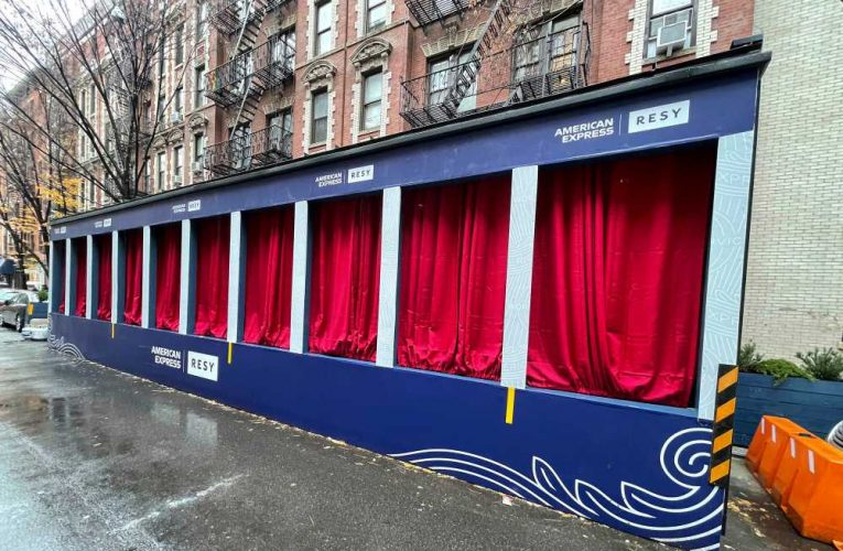 Greenwich Village's Carbone getting creative with outdoor dining