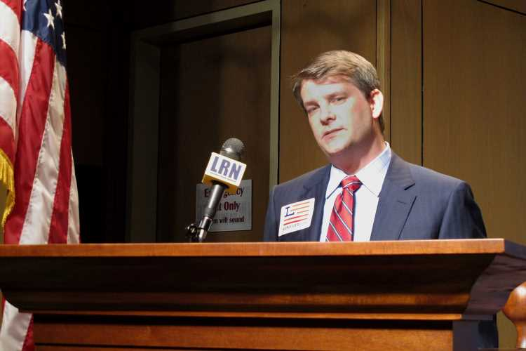 Louisiana Congressman-Elect Luke Letlow Dies of Coronavirus at 41
