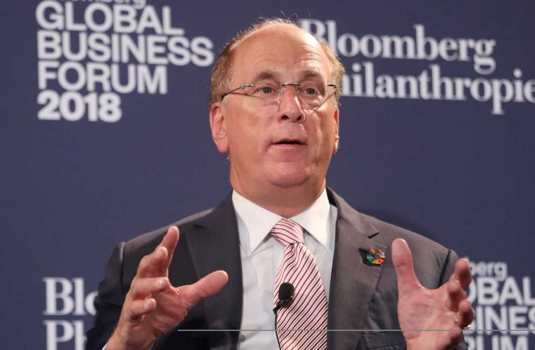 BlackRock poised to replace Goldman Sachs inside the White House