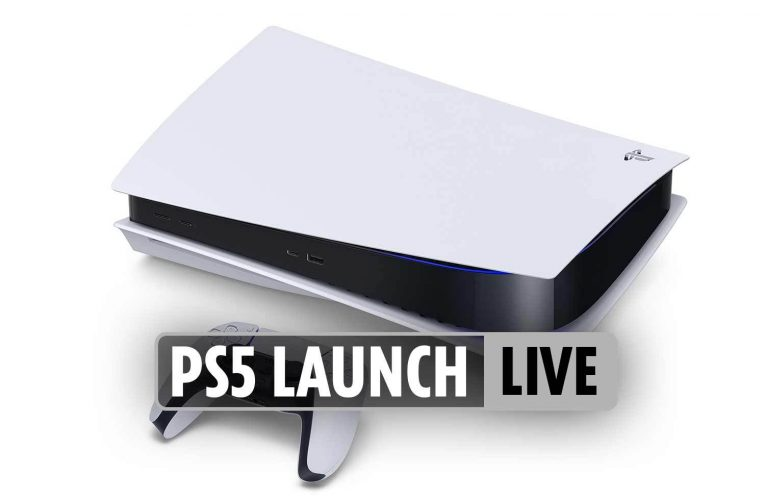 PS5 stock tracker UK – Sony Playstation 5 console updates at Tesco, GAME. Argos, Currys, Smyths, Amazon – pre-orders