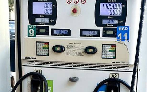 Diesel crosses ₹ 73-mark, petrol price nears ₹ 83 in Delhi