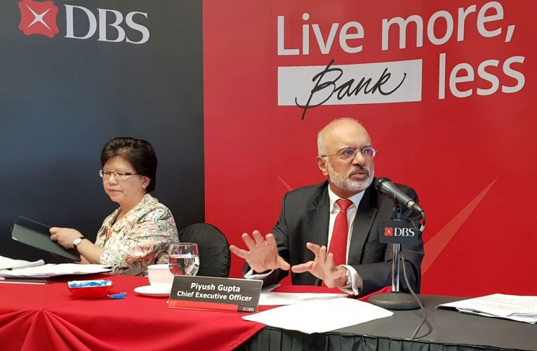 'What expertise does DBS have to run an Indian bank?'