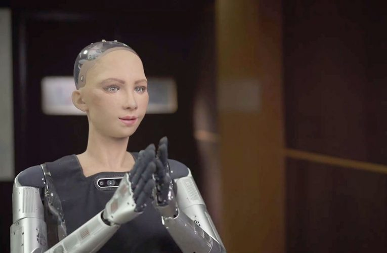 Meet Asha, the robotic nurse