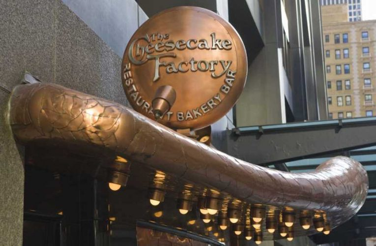Cheesecake Factory settles with SEC over misleading Covid risk disclosures, a first for a public company