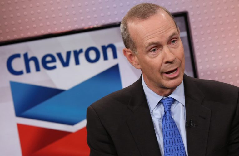 Chevron CEO says company is embracing, investing in a lower carbon energy system