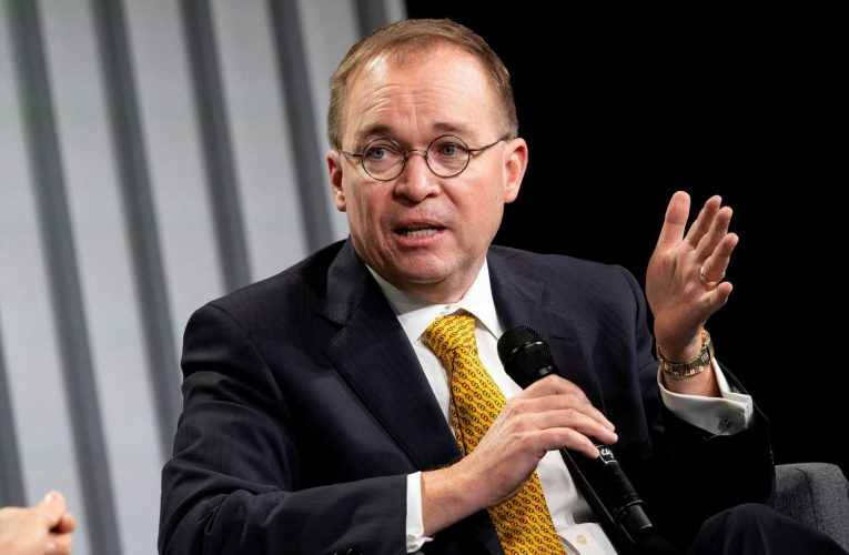 Trump official Mick Mulvaney's hedge fund seeking at least $1 million from investors