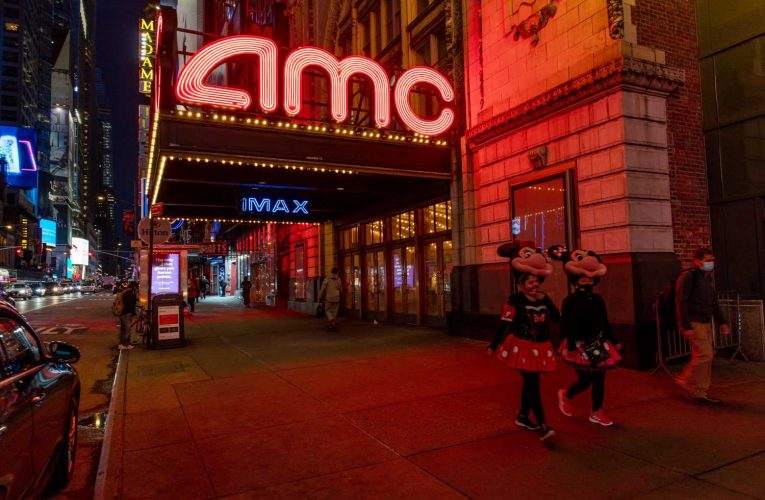 AMC could benefit from bankruptcy, analysts say