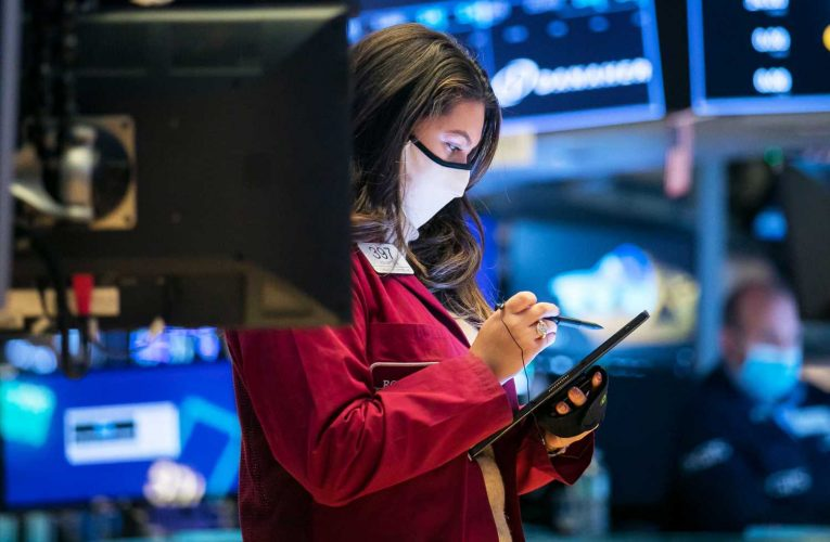 Stock futures fall after strong start to December