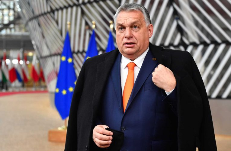 EU leaders finally approve coronavirus stimulus package after Hungary and Poland lift their veto