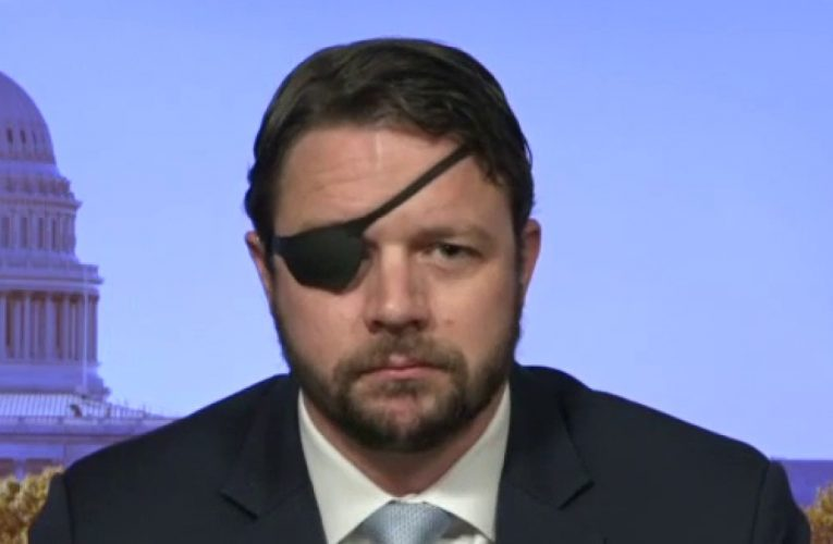 Crenshaw rips media for ignoring Swalwell spy affair: 'Infuriating, corrupt, and disgusting'