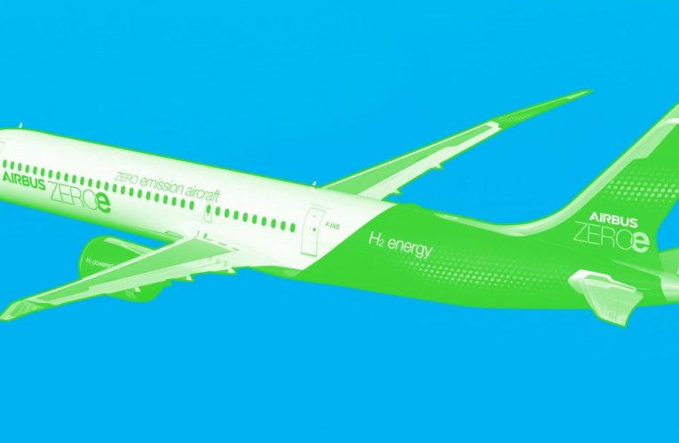 Airbus Bets on Hydrogen to Deliver Zero-EmissionJets