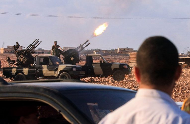 Libya Must End War to Expel 'Occupying' Foreign Forces, UN Says