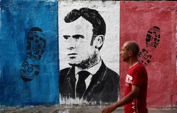 Macron Thrusts Muslims Onto the Front Line of French Politics