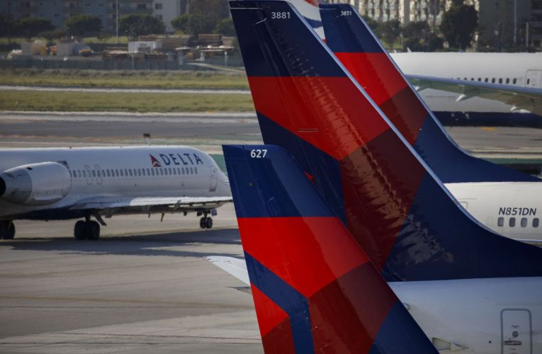 Delta Resumes Only Nonstop Flights to China by U.S. Airlines