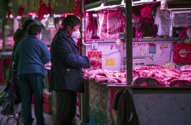 China Sees New Surge in Pork Prices With Imports Under Scrutiny