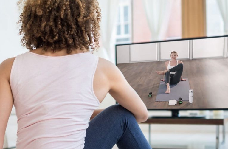 The best free at-home workouts, like Nike Training Club and CorePower Yoga