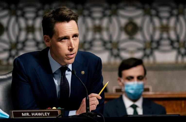GOP Sen. Josh Hawley's challenge to the election results will force a meaningless vote that's all about putting himself in the spotlight