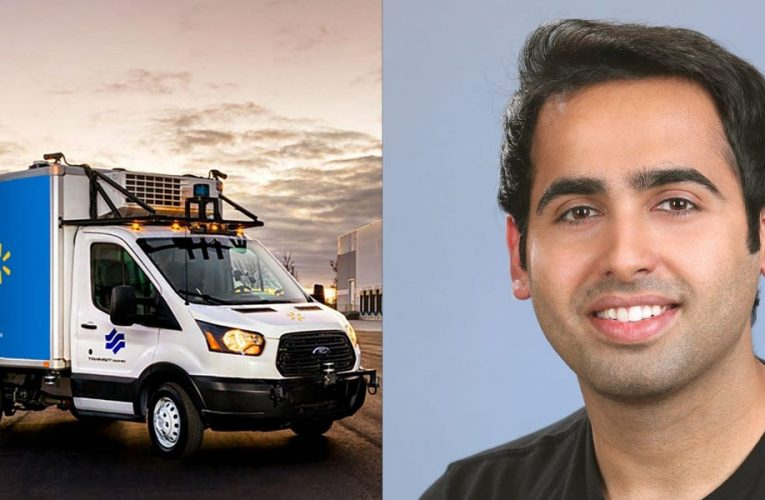 Meet the autonomous vehicle startup tapped by Walmart to help cut down delivery times for online customer orders
