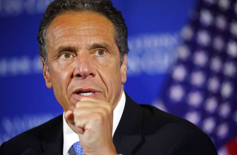 Dan Gainor: Cuomo acts like New York is his kingdom, not a state, in dealing with COVID