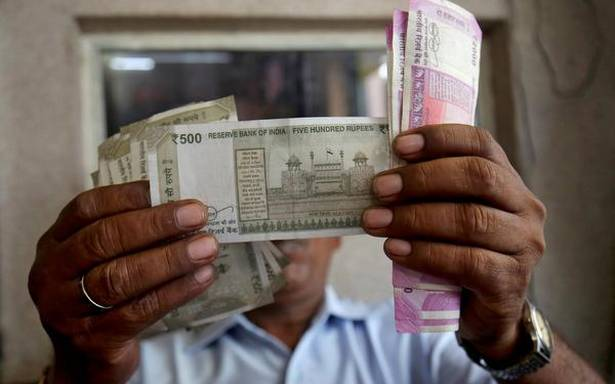 Rupee opens 5 paise higher at 73.54 against U.S. Dollar