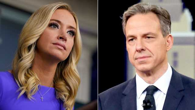 Kayleigh McEnany explains Jake Tapper's 'real problem' after CNN host launched 'baseless personal attacks'