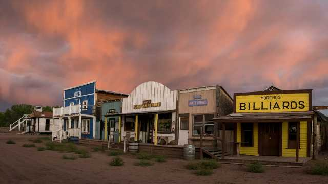 Entire replica Old West town selling in New Mexico for $1.6M