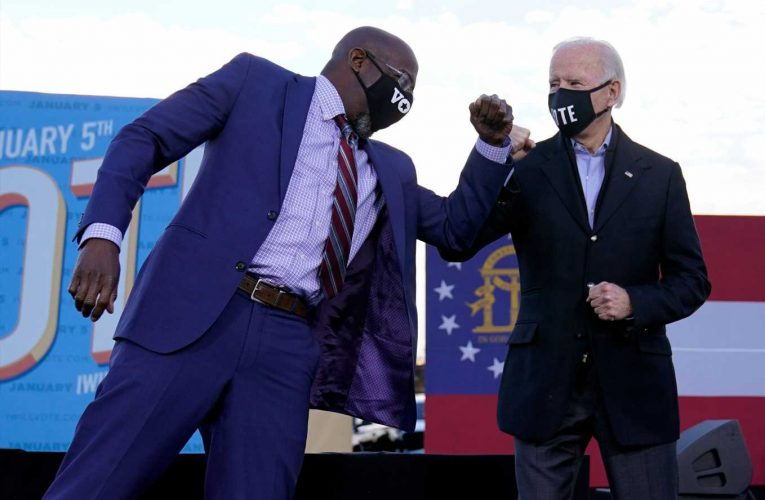 Joe Biden's Democrats Are On The Verge Of A Trifecta. What's Next?