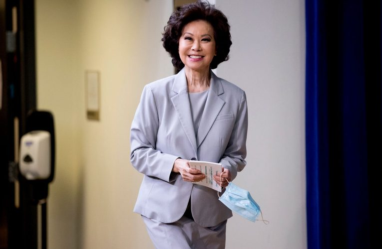 Elaine Chao Resigning As Transportation Secretary Following Capitol Chaos