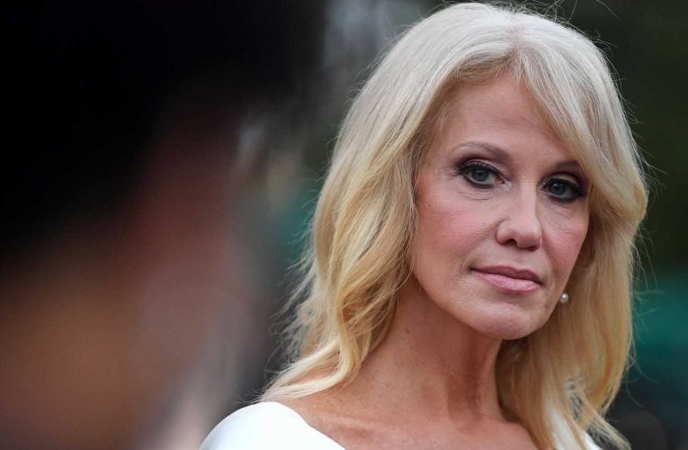 Kellyanne Conway Accused Of Posting Topless Image Of Teenage Daughter On Twitter