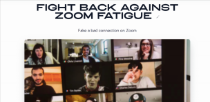 Genius Zoom app lets you fake a bad connection to avoid boring work calls