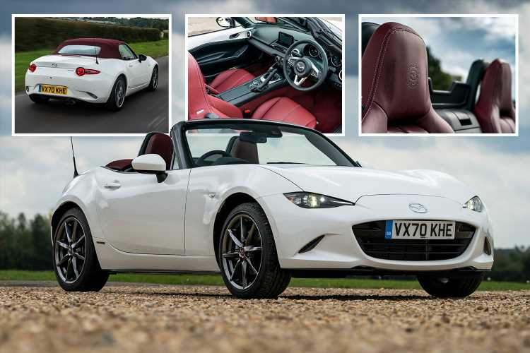 Mazda MX-5 100th Anniversary Special Edition combines punch and economy as the near-perfect all-rounder