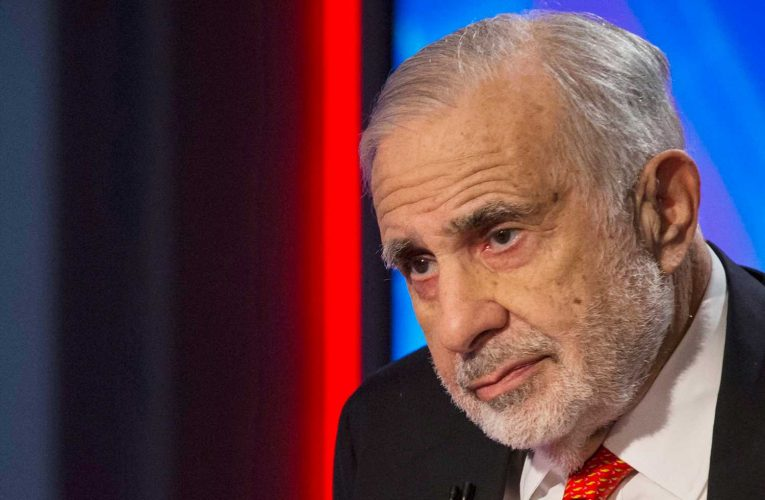 Herbalife stock soars as Carl Icahn sells, says 'role as activist not needed'
