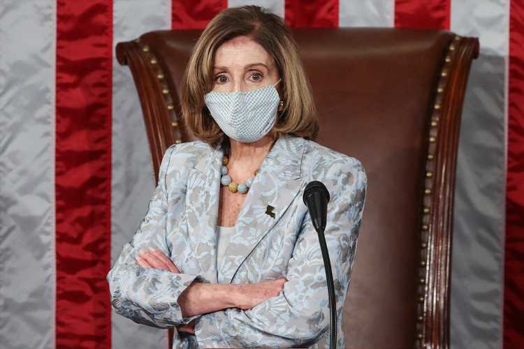 Democrats Want Congress Members Who Refuse to Wear a Mask Fined After Reps Test Positive for COVID-19